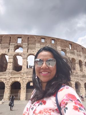 Rome.. an ancient city where the modern civilization began..#SelfieWithAview #TripotoCommunity