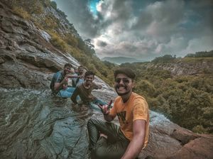 We're caught up in High It was better than drugs #selfieWithAView #TripotoCommunity