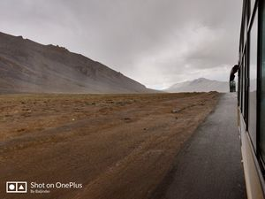 Manali to Leh - An Exceptional Bus Ride