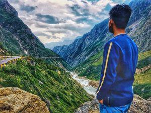 Trip to Badrinath