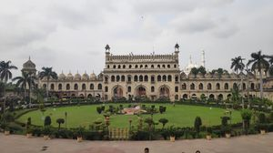 Historical place in Lucknow