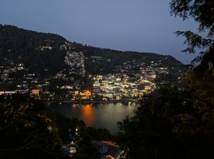 City of lakes Nainital