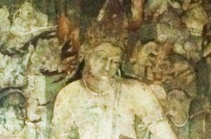 Meeting the Guy From History Books At Ajanta