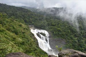 Mallalli Waterfalls, Somvarpet, Coorg(Madikeri), Karnataka, India