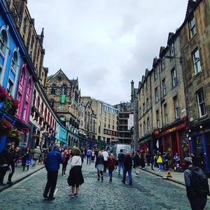 Confluence of history, artchitecture and the gothic @ #Edinburgh #Scotland #UK