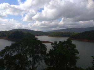 Neyyar wild life reservoir