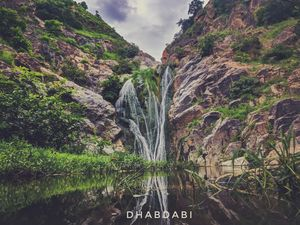 Trip to Dhabdhabi waterfalls