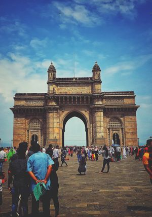 Beauty of Gateway of India..