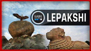 Lepakshi Temple | Hanging Pillar | Jatayu Park | GoPro 7 Travel Video