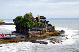 Tanah Lot Temple 1/undefined by Tripoto