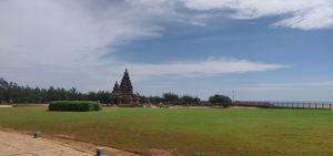 The Shore Temple - Mahabalipuram