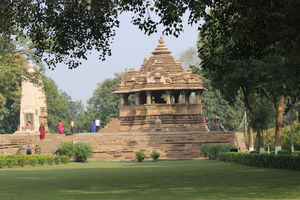 UNESCO World Heritage Khajuraho and Gwailor