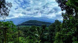 Enroute Urumbikara, the off road heaven
