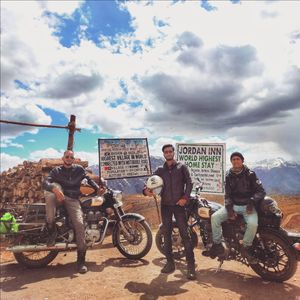 World highest village - Komic, spiti