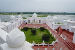 The White beauty: Neer Mahal, Agartala