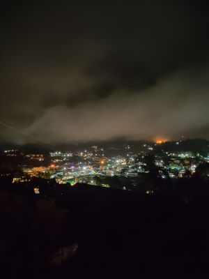 Night clicky ooty hill station