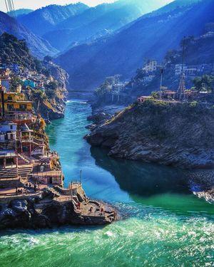 Uttarakhand the religious Beauty????????