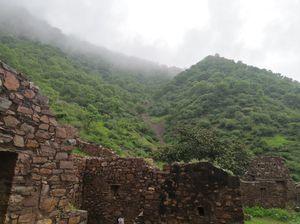 Road trip to  Alwar.