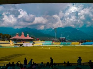 HPCA:-Himachal Pradesh Cricket Association Stadium Dharamshala