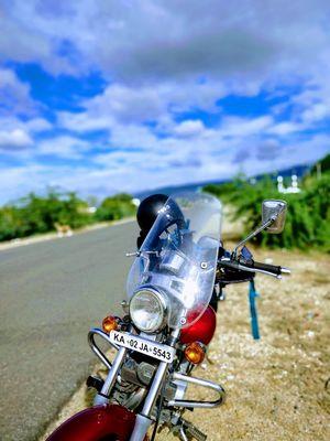 Bangalore to Pondicherry on my Avenger cruise