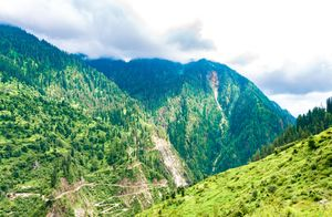 Explore Parvati Valley in Monsoon
