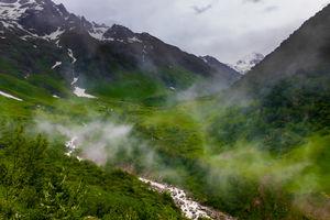 Valley of Flowers and Sri Hemkund Saheb