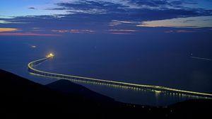 World's Longest Sea Bridge | Macau and Hong Kong things to do