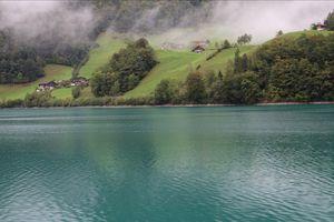 Lake Lungern-Fisherman's Paradise!!