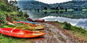 Adventure in Igatpuri   Kayaking