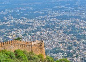 Bala kila, Alwar-Rajasthan
