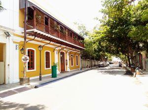 Palais De Mahe at Pondicherry
