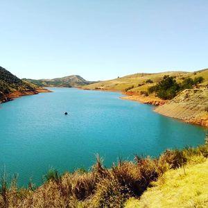 Upper Bhavani lake in Ooty