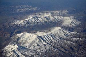 Hindukush Mountain: Even the might mountain looks so tiny from the top.#viewfromthetop