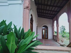 Heritage Colonial Revival Farmhouse Stay in Hyderabad