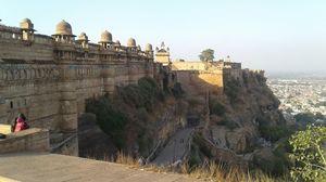 Gwalior-The Historic City..