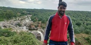 one of the nest place for Bangalorines to spend time with nature, Chunchi falls, Bangalore