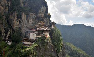Taktsang Monastery AKA Tiger Nest Monastery