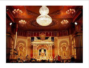 Shreemant dagdusheth ganpati temple!!