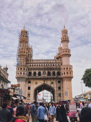 Hyderabad- the city of pearls!