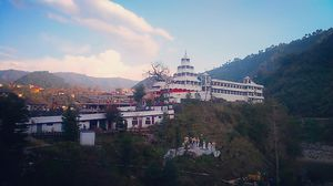 Bhimakali temple Himachal Pradesh district Mandi.its located in near mandi bus stand.old temple.its