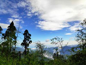 Scenic Tiger Hill, Darjeeling