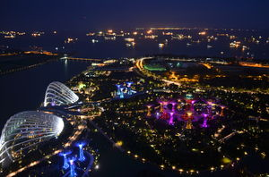 4 day itinerary for Singapore