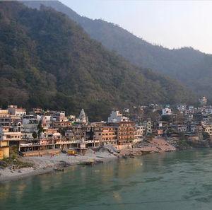 Rishikesh: Where Ganga Carves Its Way Through Stunning Nature