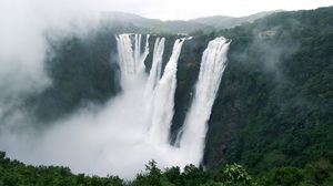 The Jog Falls, Karnataka
