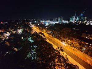 Night in Sydney