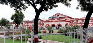 Jhansi Railway Station