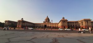 South Block , Defence Ministry New Delhi