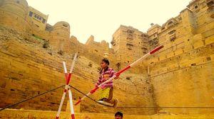Jaisalmer – Golden city