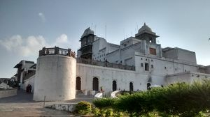 Udaipur – City of Lakes