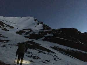 Stok Kangri: A place which realize how tiny your problems are...